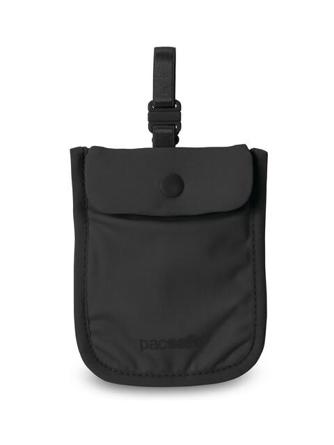 Pacsafe Coversafe S25 Secret Bra Pouch Women black